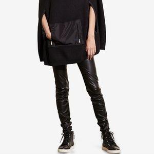 LAUREN RALPH LAUREN Faux-Leather Leggings